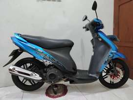 Suzuki Spin 125 SR rival Mio Beat AD Karanganyar Komplit