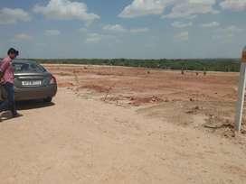 207 sq yard Plot at Kandukur Rs 3400 sq yd