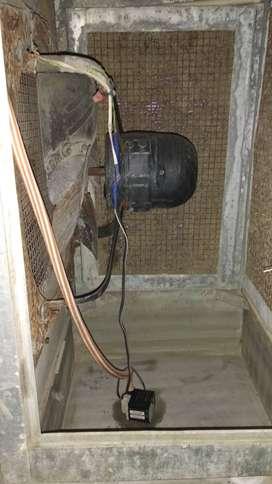 Lage copper Cooler