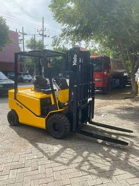 Raja Forklift Bensin YALE GENUINE JAPAN Used TANGGUH