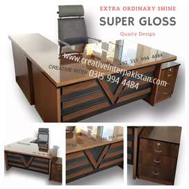 Office Table Designer fullSet FullSet geniousdesign Chair Furniture