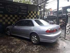 Dijual Honda Accord vti manual tahun 2000