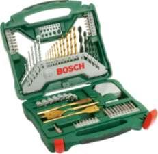 Bosch X70ti 70-piece X-Line Titanium set Like New Open Box