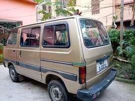 Maruti Omni 8 Seat Euro II