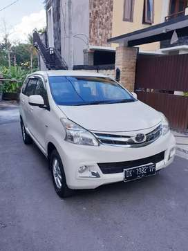 All new avanza G 2015 warna putih manual aslibali samsat baru tgn ke 1