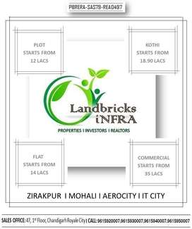 33.90 LACS ONLY FOR 3 BHK 2 SIDE OPEN FLATS