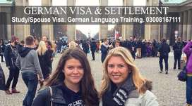 Germany Study, Visit & Visa Opportunities. Call 0300_8167111