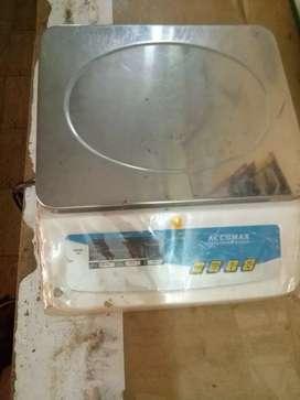Weight machine 30kg