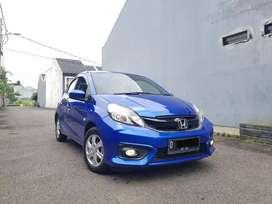 Honda BRIO E CVT 2016/17    tt Satya Agya Jazz Yaris Swift 2017