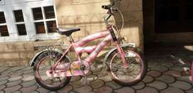 Bicycle barbie age 5 to 12