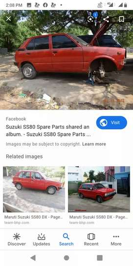 SS 80 spare parts available
