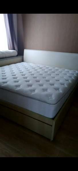 Tempat tidur king koil