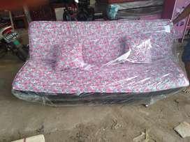 Sofa bed ,solusi yang tepat untuk santai bareng keluarga di depan tv