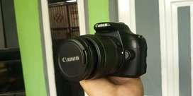 Canon 1200D Murah normal Sudah ada Efek