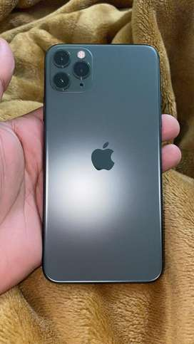 Iphone 11 pro max 256GB Non pta kit phone only condction 100%