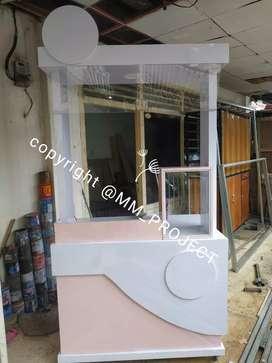 Booth untuk indoor