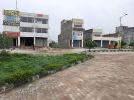 Commercial plot 120 yard for sale in Tdi city sector 118 Mohali