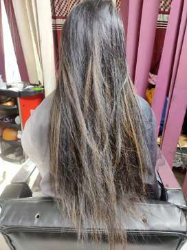 Offer offer 50% LESS for ADVANCE HAIR COURSE