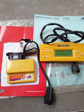 ECU Juken 5 Dual Band Basic GSX R 150 SUZUKI  Bonus Knalpot Racing ORI