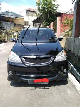 Jual avanza type S manual thn 2009