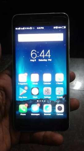 Vivo y55s 3gb ram 16gb rom mobile good only mobile