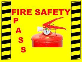 Need fire man and safety