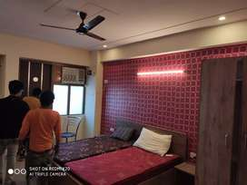 1rk fully furnished room for rent near by metro station