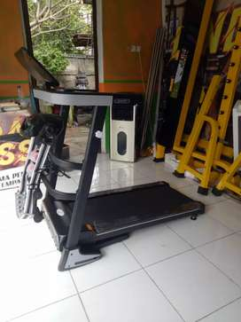 Treadmill sport rumahan nyaman murah