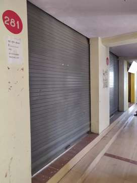 Two adjacent shops each at price 7 lacs (at 2nd floor)