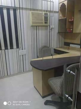 800 Sqft Fully Furnished Office Space at Abhyankar Nagar for Rent