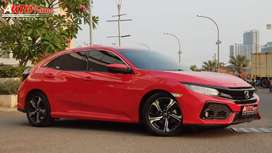 Honda Civic Turbo 1.5 E CVT Hatchback 2018 PERFECT !!!
