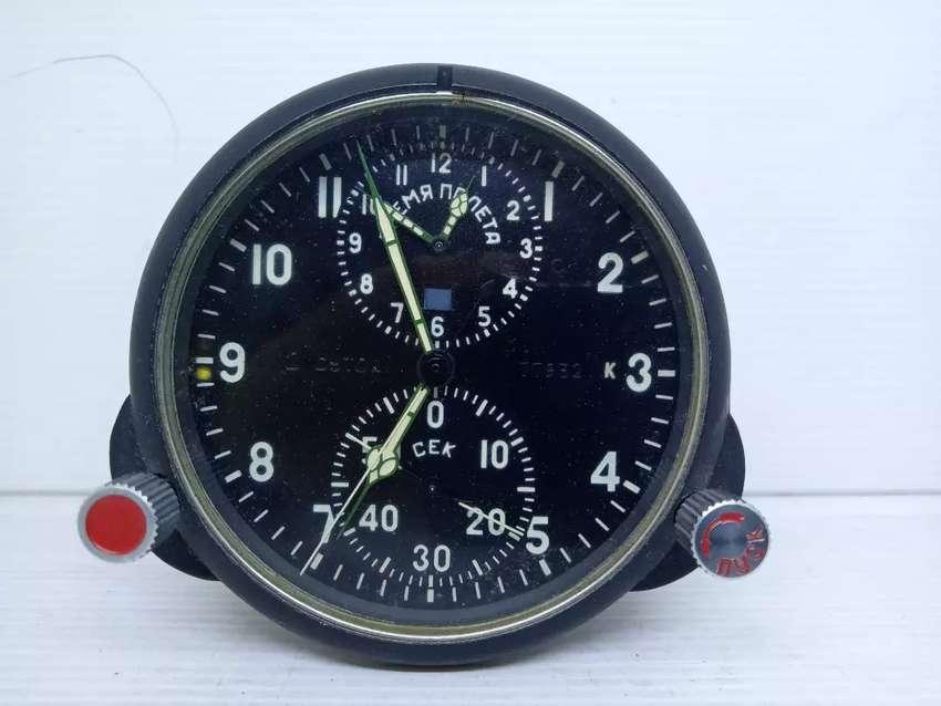 Jam Pesawat Rusia 2 CYTOK A4C1 27V BPEMRNODETA 0
