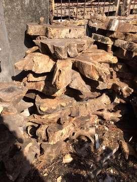 Hiasan kayu jati