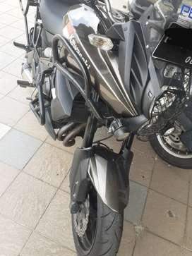 JUAL CEPAT BU sepeda motor kawasaki versys 650 tahun 2013