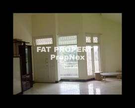 Dijual/disewakan rumah di Taman Alfa Indah,JakBar LT 350m2 LB 450m2,ho