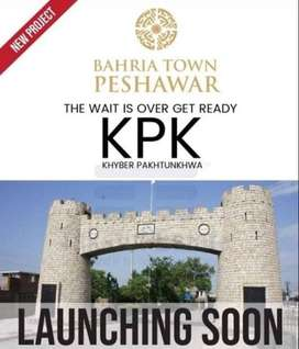 Bahria town peshawar launching soon stay ready