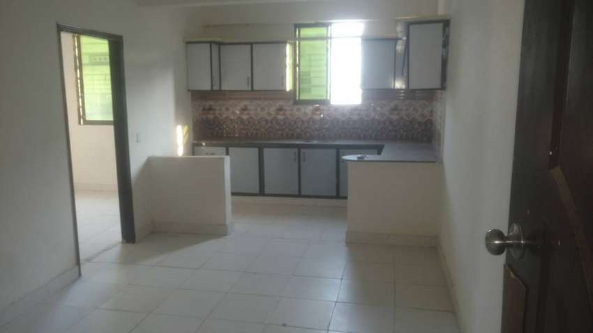 Very new corner flat with roof for sale in madena terrace at 4k chowra 0