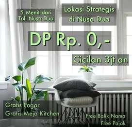 Rumah kawasan elit Murni Tanpa DP!!