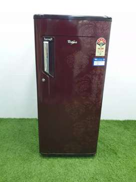 Single door refrigerator with free home delivery with Warranty&service