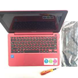 N E W LAPTOP sparepart dan Replacing/Ganti Keyboard/LED/Battery LAPTOP