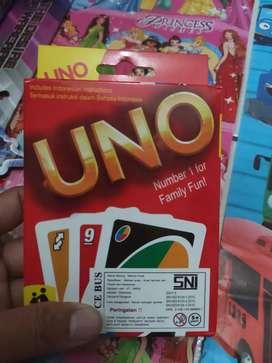 Uno kartu baru siap kirim yah