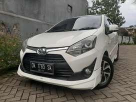 Toyota Agya 1.2 TRD S MT 2017 Istimewa Murah