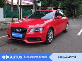 [OLXAutos] Audi A4 2011 1.8 T A/T Bensin Merah #Arjuna Motor