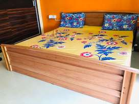 Double King size bed for sale