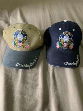 Topi USA (Souvenir Washington D.C)