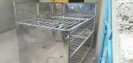 Steel counter new
