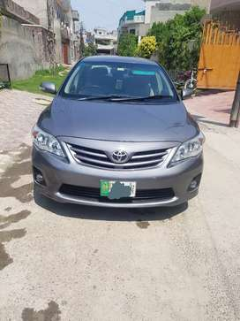 Total Genuine Toyota Corolla Altis 1.6 Cruisetronic