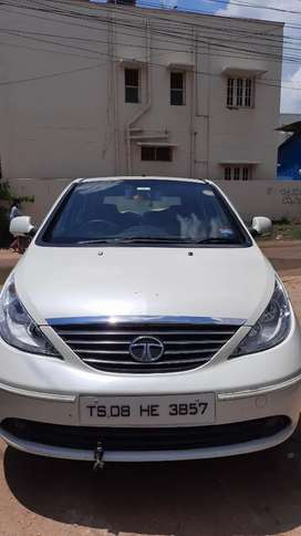 Tata Vista  with power windows and power steering and central locking