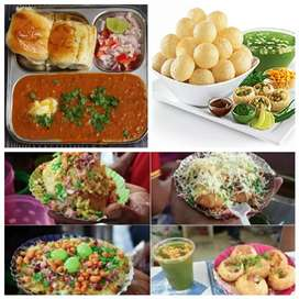 Chat Master to make all pani Puri items with good experience
