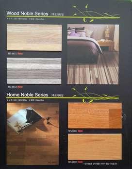 Vinyl Plank WOOSOUNG WOOD NOBLE SERIES Tebal 3mm
